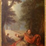 Chateau_de_Versailles_petit_appartement_de_la_reine_1er_etage_La_Conversion_de_saint_Augustin_Charles-Antoine_Coypel_1736_resize