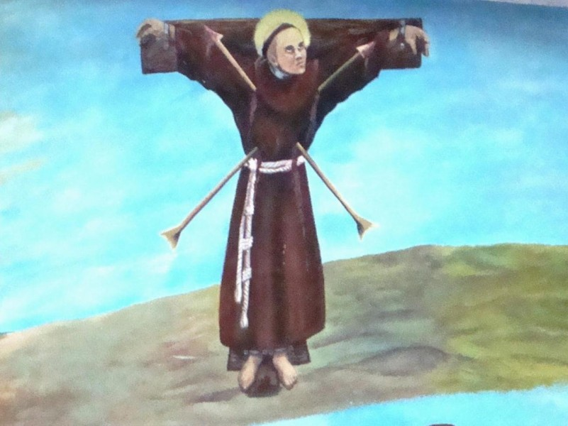 """Enrique López-Tamayo Biosca [<a href=""""https://creativecommons.org/licenses/by/2.0""""  target=""""_blank"""">CC BY 2.0</a>], <a href=""""https://commons.wikimedia.org/wiki/File:Saint_Francis_of_Assisi_Church,_Coyoacan,_Federal_District,_Mexico012.jpg""""  target=""""_blank"""">via Wikimedia Commons</a>"""