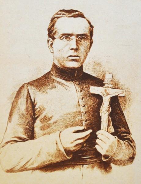 "Le Patriote illustré du 2 juin 1889 [Public domain], <a href=""https://commons.wikimedia.org/wiki/File:P%C3%A8re_Damien_-_Patriote_Illustr%C3%A9-_2_juin_1889.jpg""  target=""_blank"">via Wikimedia Commons</a>"