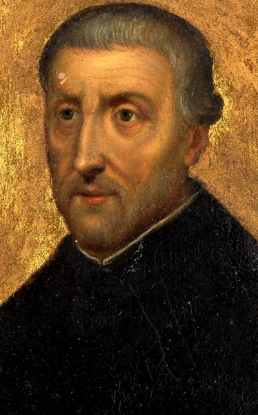 """AnonymousUnknown author [Public domain], <a href=""""https://commons.wikimedia.org/wiki/File:Saint_Petrus_Canisius.jpg"""" target=""""_blank"""">via Wikimedia Commons</a>"""