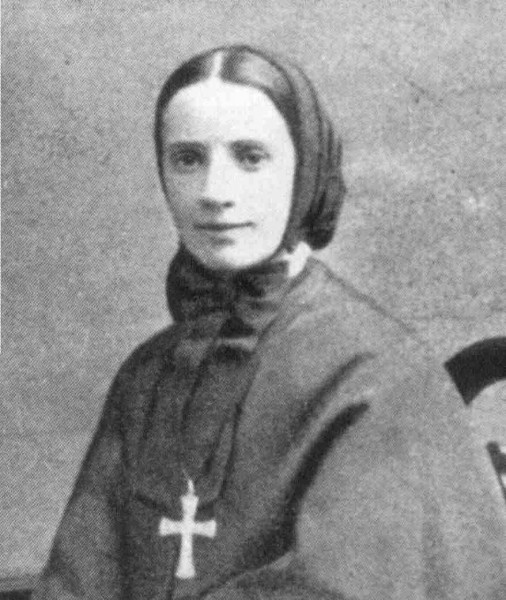 """See page for author [Public domain], <a href=""""https://commons.wikimedia.org/wiki/File:Francesca_Cabrini.JPG"""" target=""""_blank"""">via Wikimedia Commons</a>"""