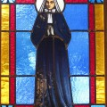 St.Frances_Xavier_Cabrini_-_stained_glass_Saint_Stephen_Martyr_Roman_Catholic_Church_Chesapeake_Virginia