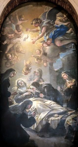 Santa_Giustina_Padua_-_Death_of_St._Scholastica_by_Luca_Giordano.jpg